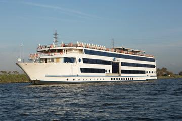 07 NIGHTS LUXOR- LUXOR 5 stars Cruise including Abu Simbel tour by...