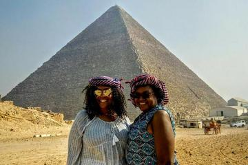 10-tägige Tour durch das Alte Ägypten mit Nil-Bootstour