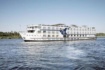 3 Nächte/4 Tage Nil-Bootstour von Assuan nach Luxor im luxuriösen...