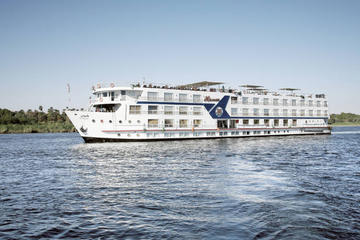 3 Night 4 Day Nile Cruise Aswan to Luxor- Luxury 5 stars Cruise with...