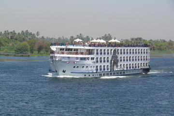 5-tägige Bootstour mit 4 Übernachtungen auf dem Nil: Luxor bis Assuan...