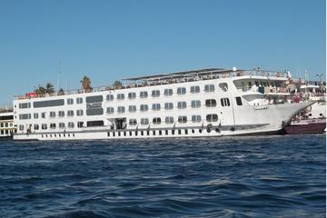 7 Nächte: 5-Sterne-Rundfahrt auf dem Nil ab Assuan