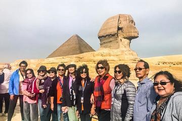 7-Night Cairo, Luxor, Aswan  & Abu Simbel overland tour