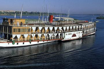 Cairo and Sudan Steam Cruise Ship