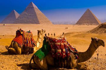 Excursão 5 Estrelas de 7 dias em Cairo e Cruzeiro no Nilo com voos...