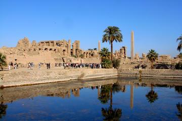 Hoogtepunten Luxor vanaf Hurghada met personenwagen