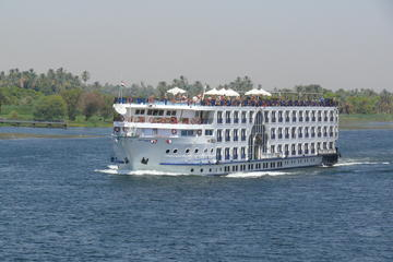 Nijlcruise van 5 dagen en 4 nachten: van Luxor naar Aswan met ...