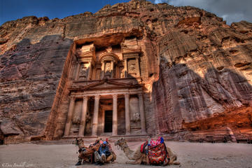 Overnight Petra Experience from Jerusalem