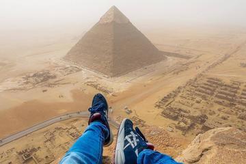 Tour privato di 4 giorni del Cairo