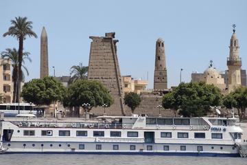 Viagem de cruzeiro de 7 noites e 8 dias saindo de Luxor