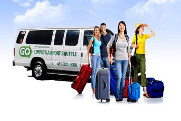 San Francisco Departure Transfer: San Francisco Residences to SFO...