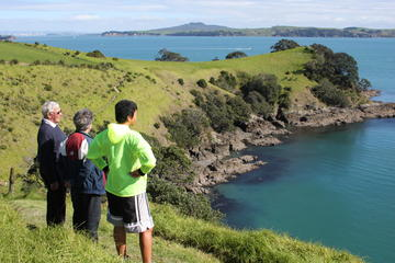 Maori Walking Tour with Wine Tasting on Waiheke Island