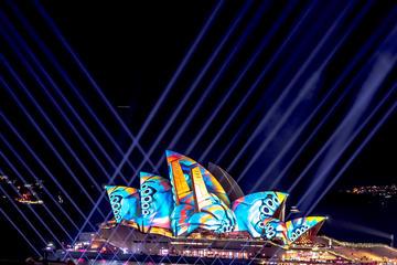 Vivid Sydney Light Tour