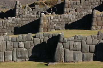 City tour de meio dia para grupos pequenos, saindo de Cusco