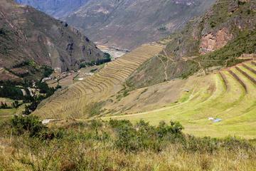 Tour privado de día completo en el Valle Sagrado con las ruinas de...