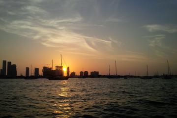 Crucero al atardecer romántico privado de Cartagena