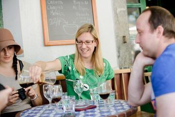 Kulinarischer Spaziergang durch Ljubljana in kleiner Gruppe