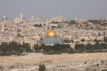 Jerusalem Private Tour from Tel Aviv