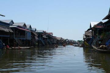 Tour zum Dorf Kompong Phluk bei...