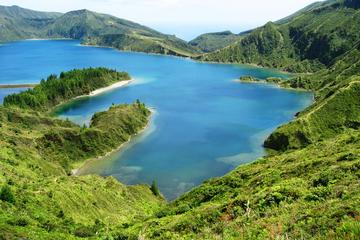 Walking Tour - Lagoa do Fogo