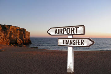 Albufeira Shared Transfer: From Faro Airport