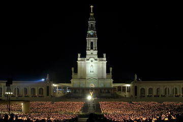 Fátima with Optional Candle Procession Half Day Private Tour from...