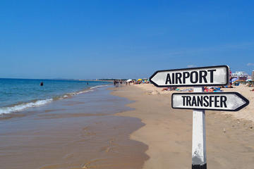 Montegordo Shared Transfer: From Faro Airport