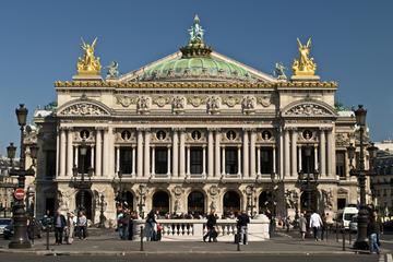 Excursão privada de 2 horas ao Opera Garnier e Galerias Lafayette