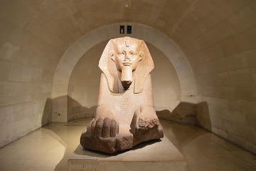 Paris 2-Hour Louvre Private Guided Tour Focusing on Ancient Egypt