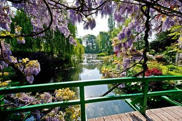 Claude Monet's House and Gardens and the Museum of Impressionism from Le Havre