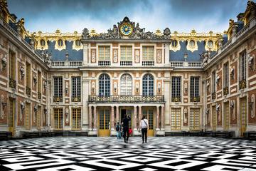 Excursion à Versailles incluant les...