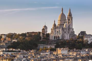 Montmartre Walking Tour including Marmottan Museum