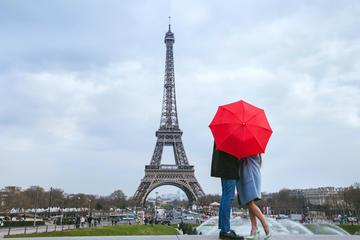 Paris Half Day Trip In Love