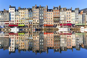 Small Group Day Trip from Paris to Honfleur and Cote Fleurie