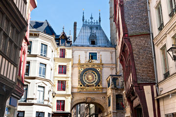 Small Group Day Trip to Rouen from Le...