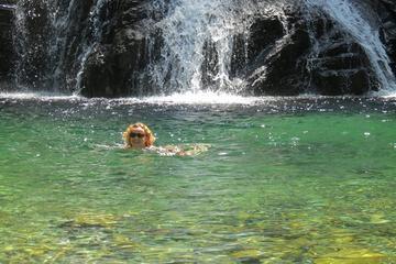 Excursão de cachoeiras e lagoas de Serra de Arga com piquenique e...