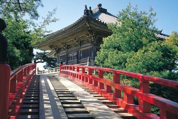 東京駅からの片道チケットを含む、松島と塩釜の文化観光ツアー