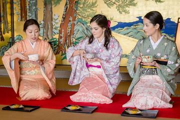 松島・塩釜カルチャー体験ツアー(個室の茶室への特別招待を含む)