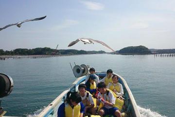 2日間の奥松島釣り体験:東京からの片道鉄道乗車券付き