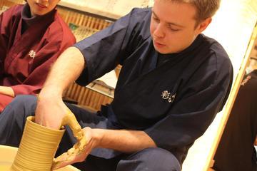 Experience Japanese Pottery in Omotesando