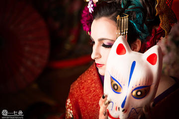 Experience 'OIRAN' Makeover with your very own Photo Shoot in Asakusa