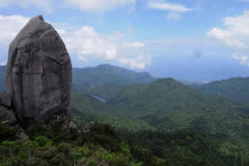 Full Day Trekking Tour to the Granite Obelisk in Yakushima