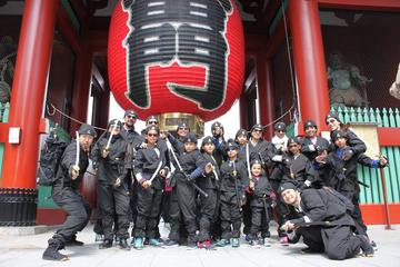 Half Day Asakusa Tour with Ninja Experience