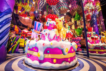 KAWAII MONSTER CAFE and Robot Show Ticket Package including Lunch/Dinner