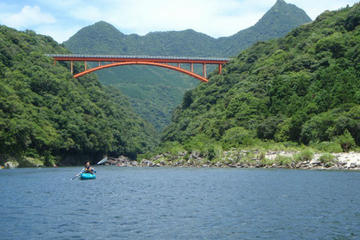 Kayaking and Trekking in Yakushima