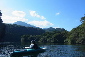 Kayaking the Anbo River in Yakushima