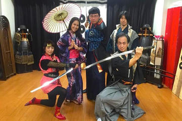 Learn The Katana 'Sword' Technique of Samurai and Ninja
