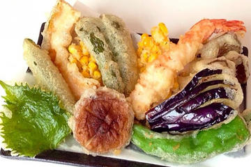 Learn to Cook Traditional Japanese Food in Kamakura