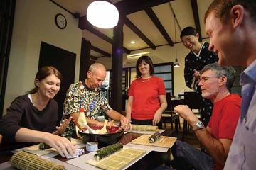 Machiya stay and Japanese cuisine cooking class-Kyoto 1NT2D-