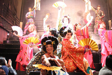 Oiran Show Including Dinner at Luxury Kaiseki Restaurant in Roppongi